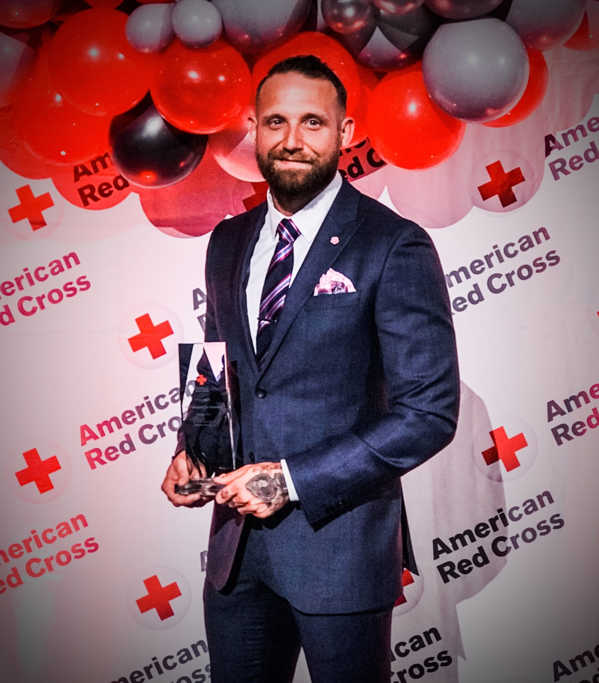 2019 American Red Cross Brave Heart Awards